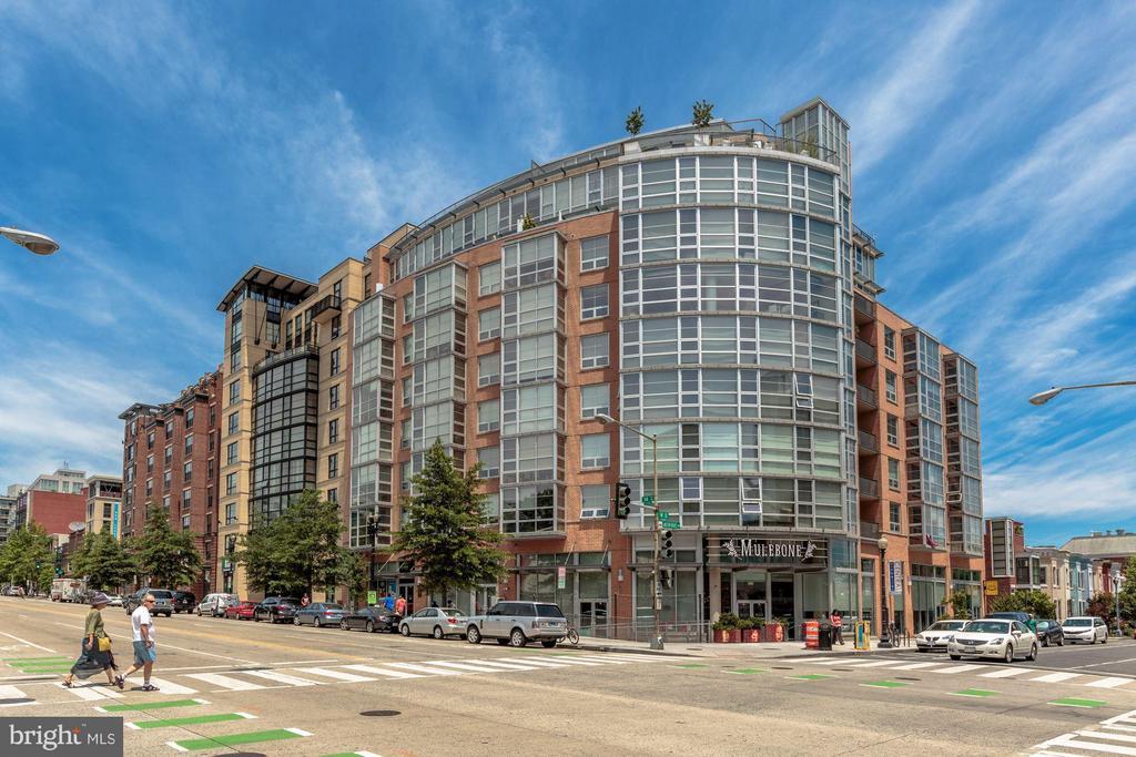 Welcome to Union Row! - 2125 14TH ST NW #815, WASHINGTON