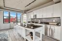 Upgraded Kitchen with Bar - 2125 14TH ST NW #815, WASHINGTON