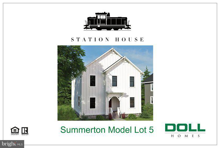 Summerston Model - 0 JEFFERSON ST, HERNDON