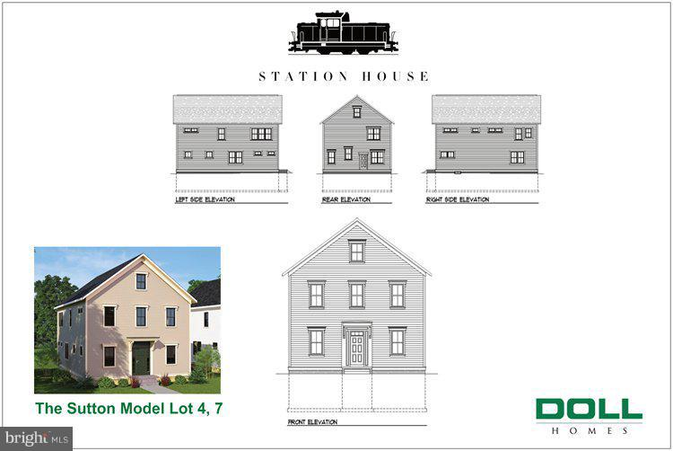 Sutton Model - 01 JEFFERSON ST, HERNDON