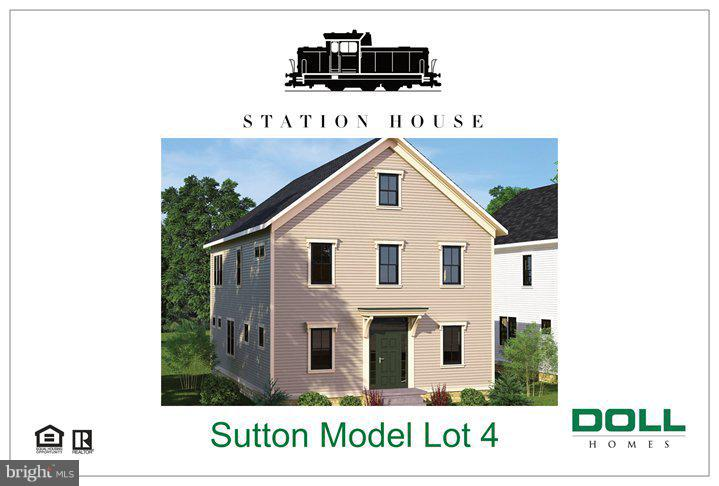 Sutton Model by Doll Homes - 01 JEFFERSON ST, HERNDON