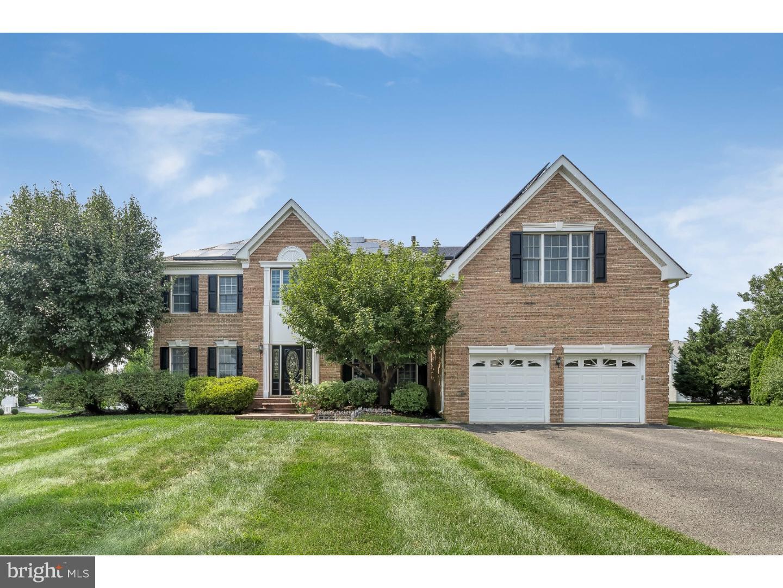 独户住宅 为 出租 在 17 DOGWOOD Road Moorestown, 新泽西州 08057 美国