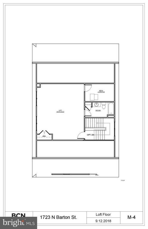 Loft Level - 1723 BARTON ST N, ARLINGTON
