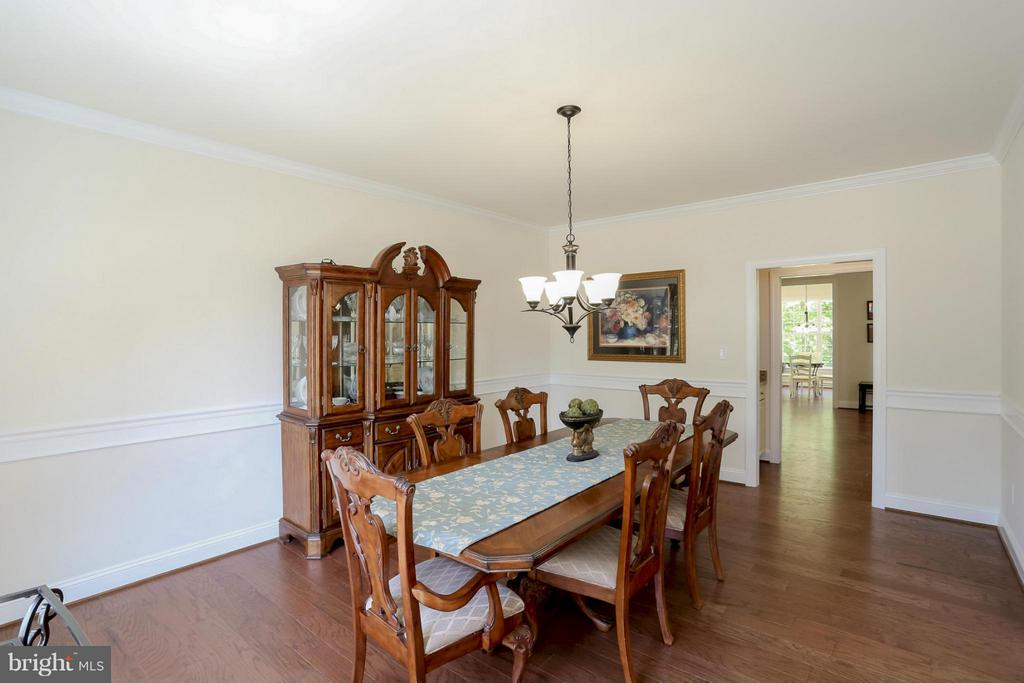 Dining Room - 107 CAMP GEARY LN, STAFFORD