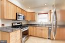 Kitchen - 9700 MARSHALL AVE, SILVER SPRING