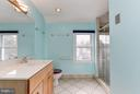 Master Bath - 9700 MARSHALL AVE, SILVER SPRING