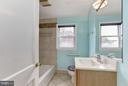 Full Bath - 9700 MARSHALL AVE, SILVER SPRING