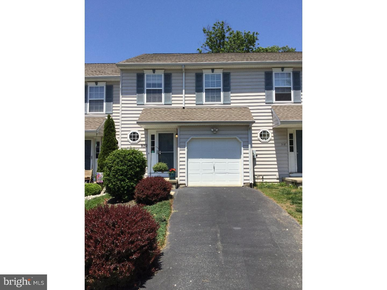 Casa Unifamiliar por un Venta en 520 RED BUD Court Elsmere, Delaware 19805 Estados Unidos