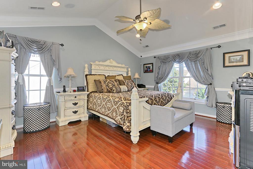 Bedroom (Master) - 13551 SHARDLOW CT, BRISTOW