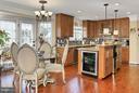 Kitchen - 13551 SHARDLOW CT, BRISTOW