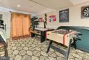 Recreation Room - 13551 SHARDLOW CT, BRISTOW