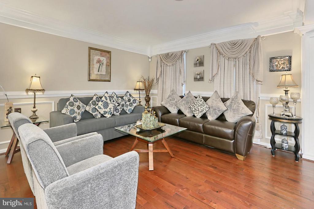 Living Room - 13551 SHARDLOW CT, BRISTOW