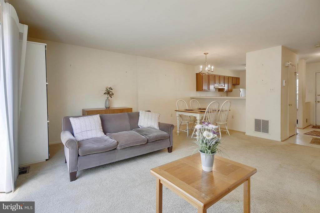 Living Room - 15656 CLIFF SWALLOW WAY, ROCKVILLE