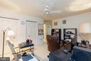 2nd Bedroom w/en suite bath - 7513 SWAN POINT WAY #18-1, COLUMBIA