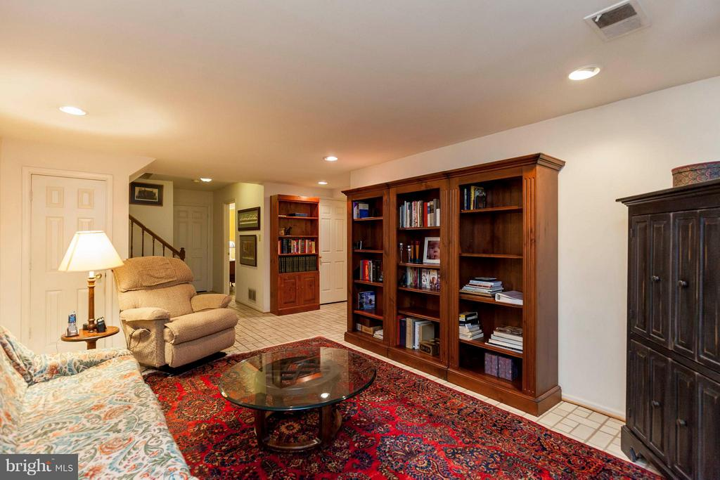 Family Room - 7513 SWAN POINT WAY #18-1, COLUMBIA