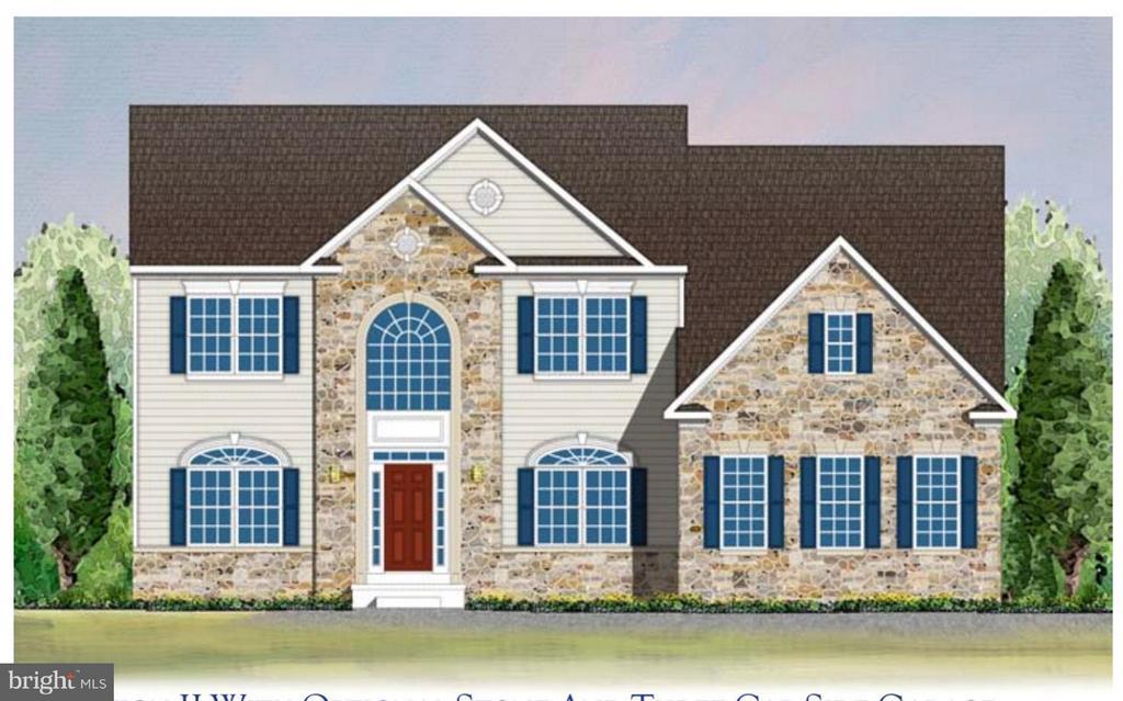 The Braddock II by Rainbow Homes - 10407 DEL RAY CT, UPPER MARLBORO