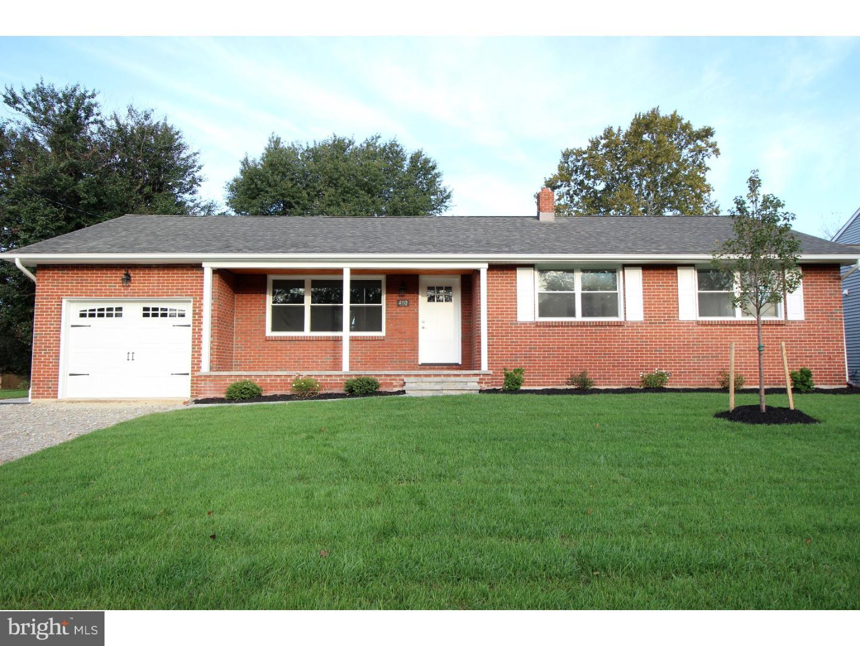 独户住宅 为 销售 在 410 WASHINGTON Street Delaware City, 特拉华州 19706 美国