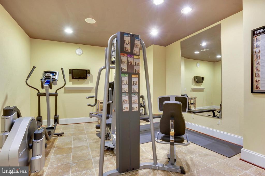 Gym/Exercise Room - 43368 VESTALS PL, LEESBURG