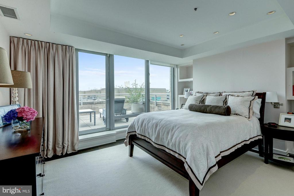 Bedroom #2 - 1155 23RD ST NW #PH3E, WASHINGTON