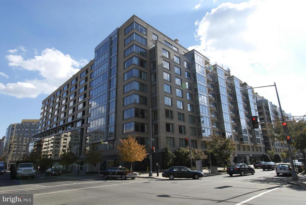 Exterior (Front) - 1155 23RD ST NW #PH3E, WASHINGTON