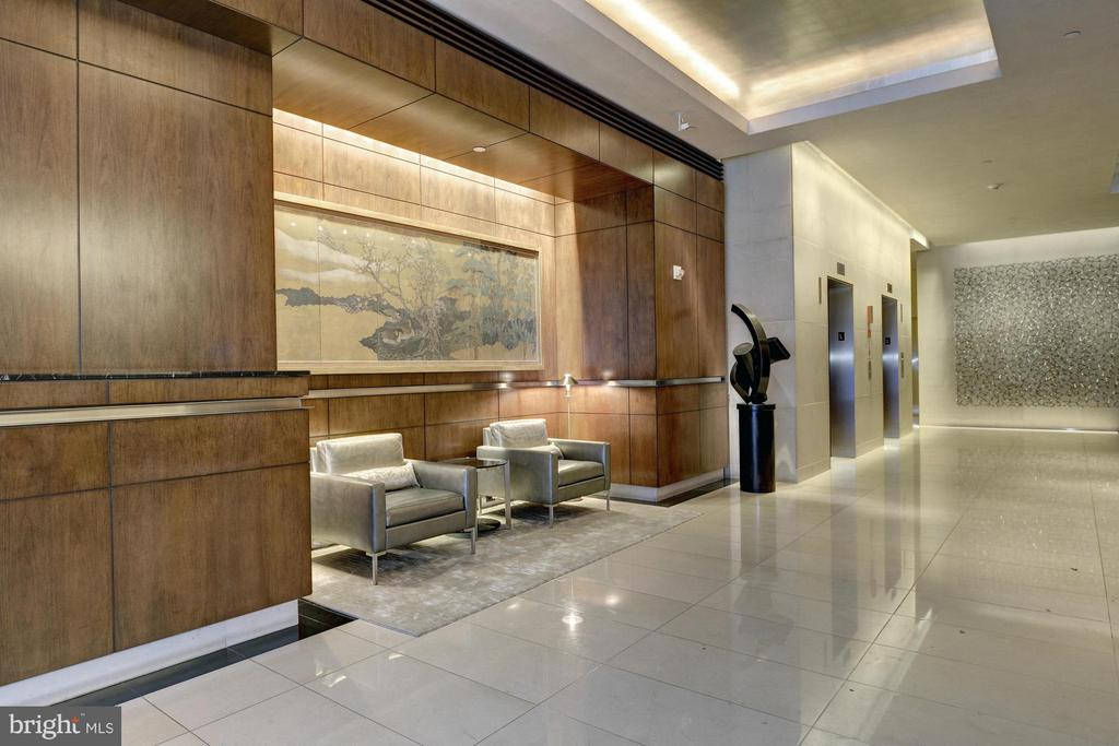 Lobby - 1155 23RD ST NW #PH3E, WASHINGTON