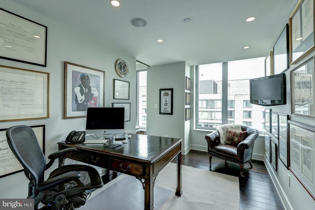 Bedroom (Master) - 1155 23RD ST NW #PH3E, WASHINGTON