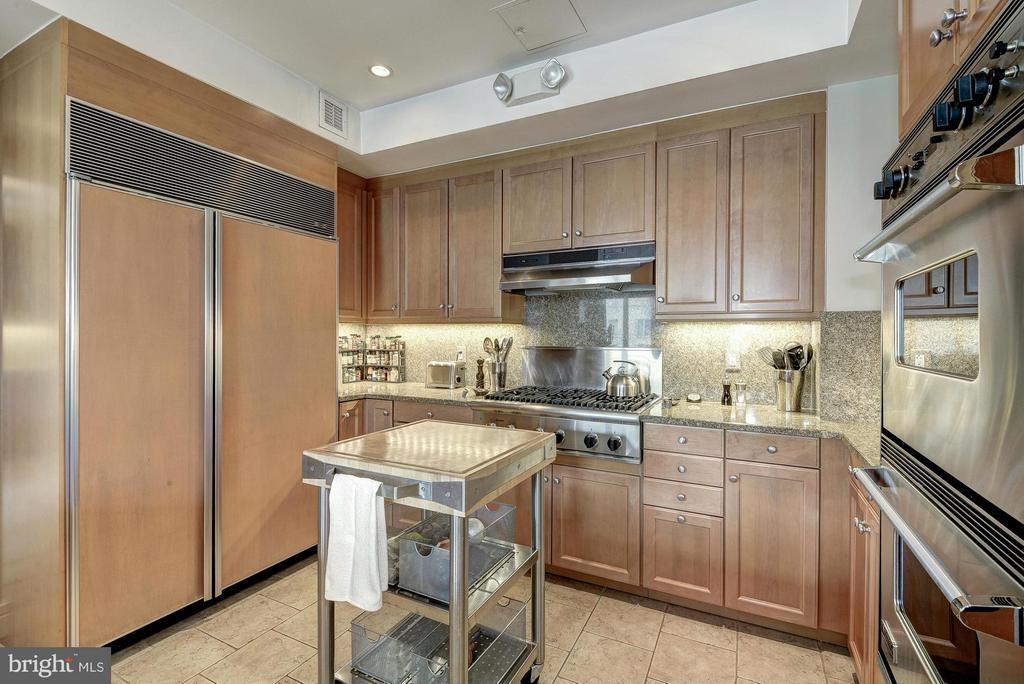 Kitchen - 1155 23RD ST NW #PH3E, WASHINGTON