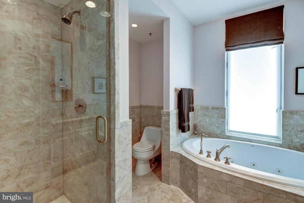 Bedroom #2 En Suite Bath - 1155 23RD ST NW #PH3E, WASHINGTON
