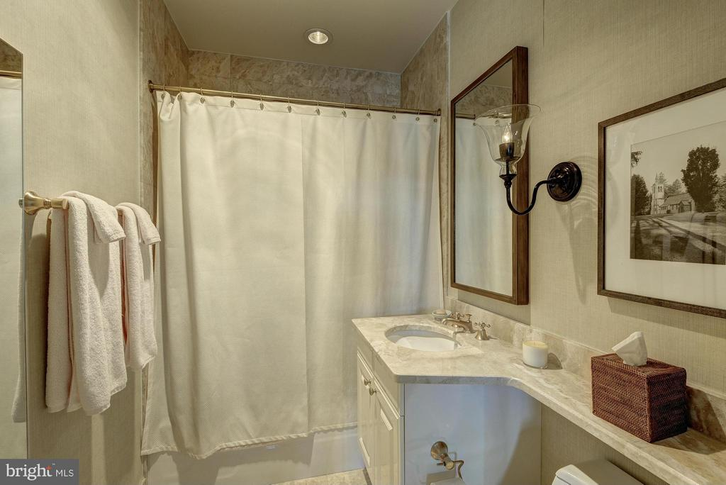 Bedroom #3 En Suite Bath - 1155 23RD ST NW #PH3E, WASHINGTON