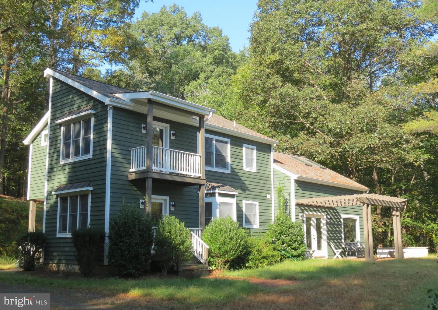 Single Family for Sale at 125 Bluegrass Ln Woodville, Virginia 22749 United States