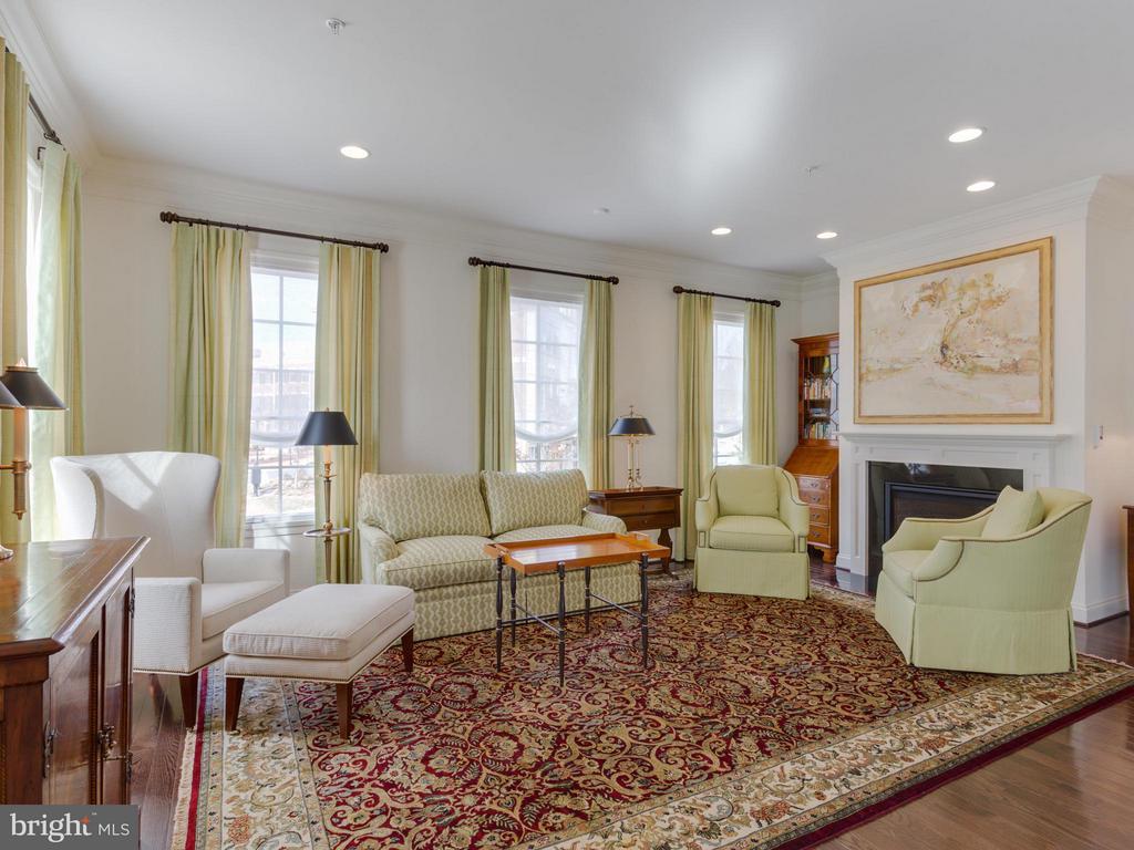 Living Room - 4526 WESTHALL DR NW, WASHINGTON
