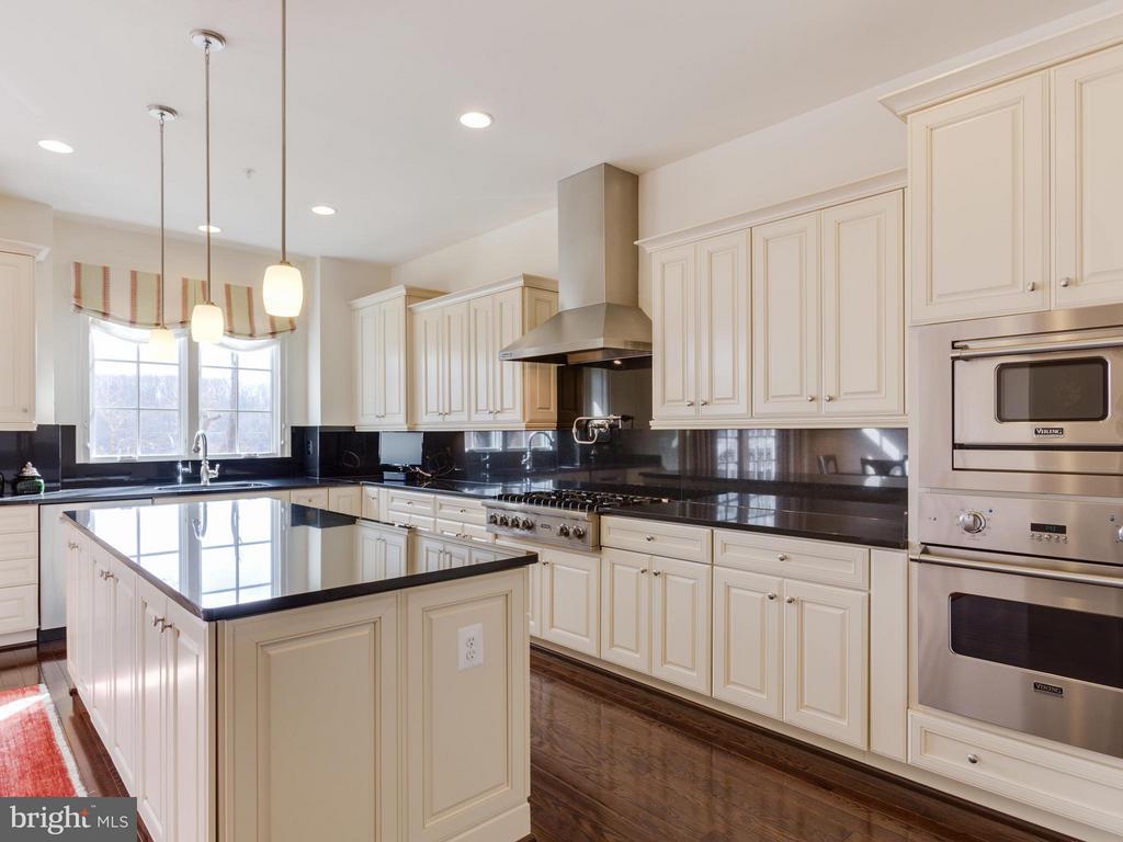 Gourmet Kitchen - 4526 WESTHALL DR NW, WASHINGTON