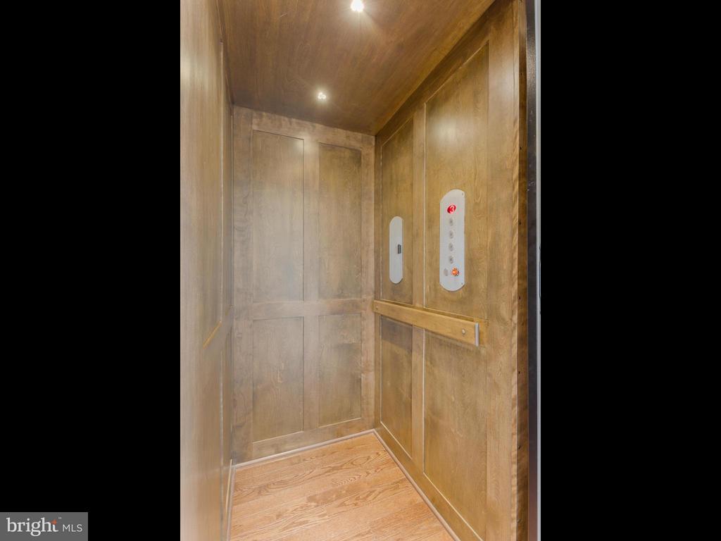 Elevator - 4526 WESTHALL DR NW, WASHINGTON