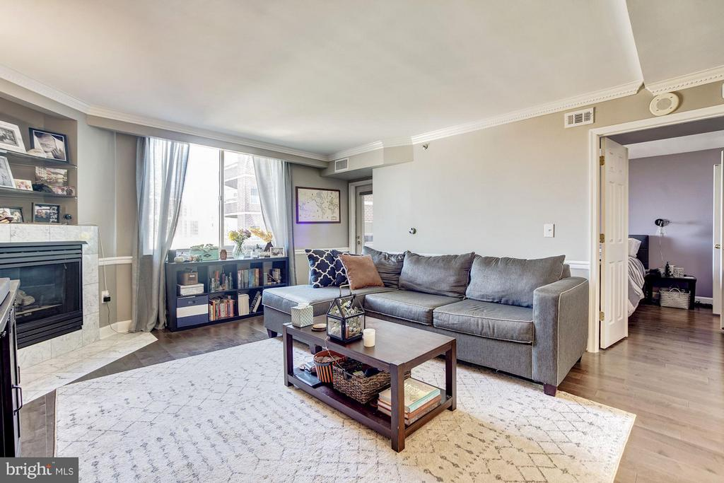 Family Room - 1276 WAYNE ST #1106, ARLINGTON