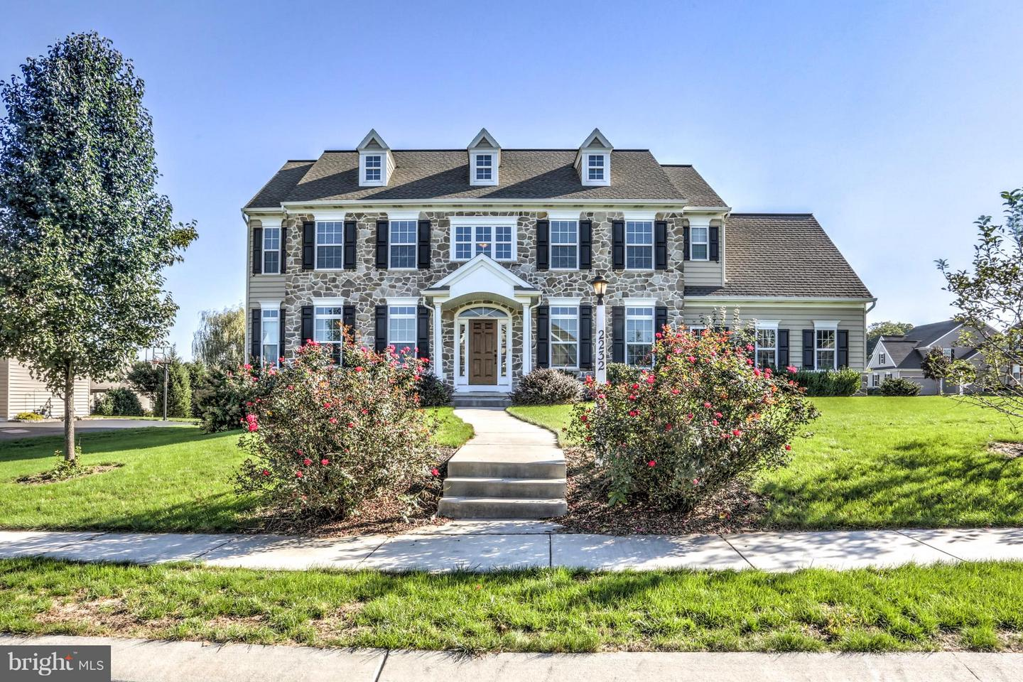 Photo of home for sale at 2232 Porter Way, Lancaster PA