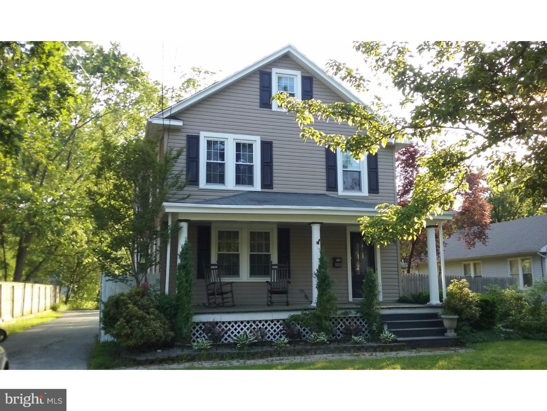 Single Family Homes para Venda às Beverly, Nova Jersey 08010 Estados Unidos