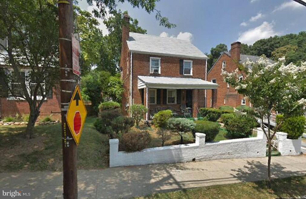 Single Family for Sale at 3610 14th St NE Washington, District Of Columbia 20017 United States