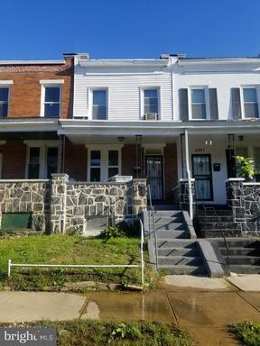 Property for sale at 2523 Aisquith St, Baltimore,  MD 21218