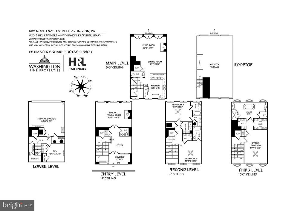 Floor Plans - 1415 NASH ST N, ARLINGTON