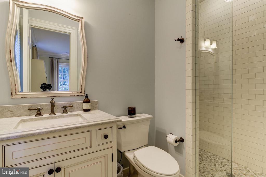 Each BR has En Suite Baths - 7019 NATELLI WOODS LN, BETHESDA