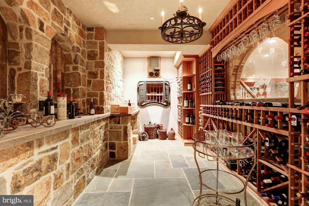 Wine Cellar - 7019 NATELLI WOODS LN, BETHESDA