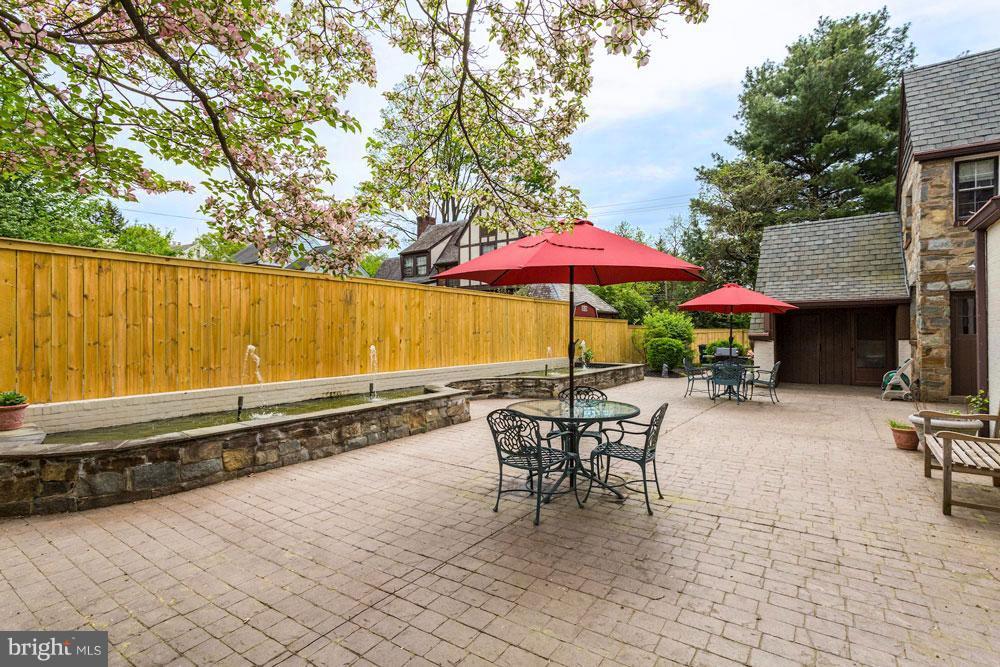 Backyard - 9300 COLESVILLE RD, SILVER SPRING