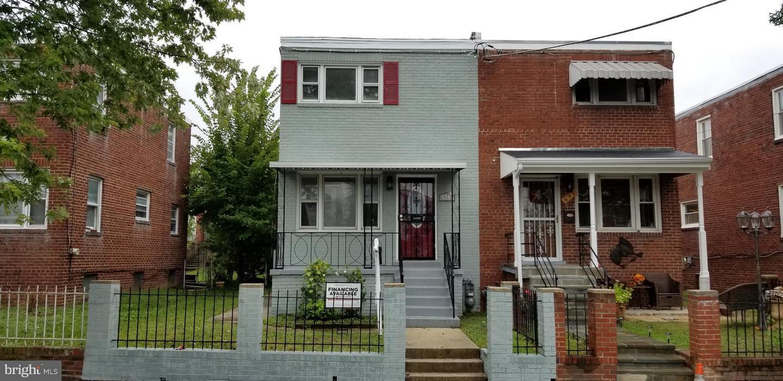 Single Family for Sale at 690 Oglethorpe St NE Washington, District Of Columbia 20011 United States