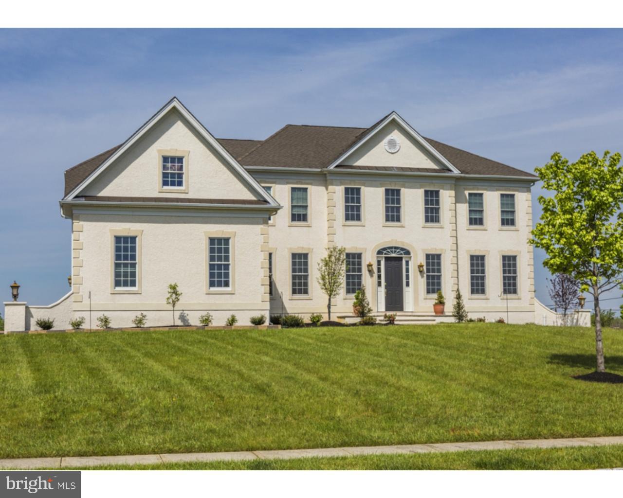 Villa per Vendita alle ore 2 ORCHARD Drive Cream Ridge, New Jersey 08514 Stati UnitiIn/In giro: Upper Freehold Township