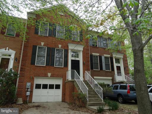 Property for sale at 33 Tygart Ct, Gaithersburg,  MD 20879