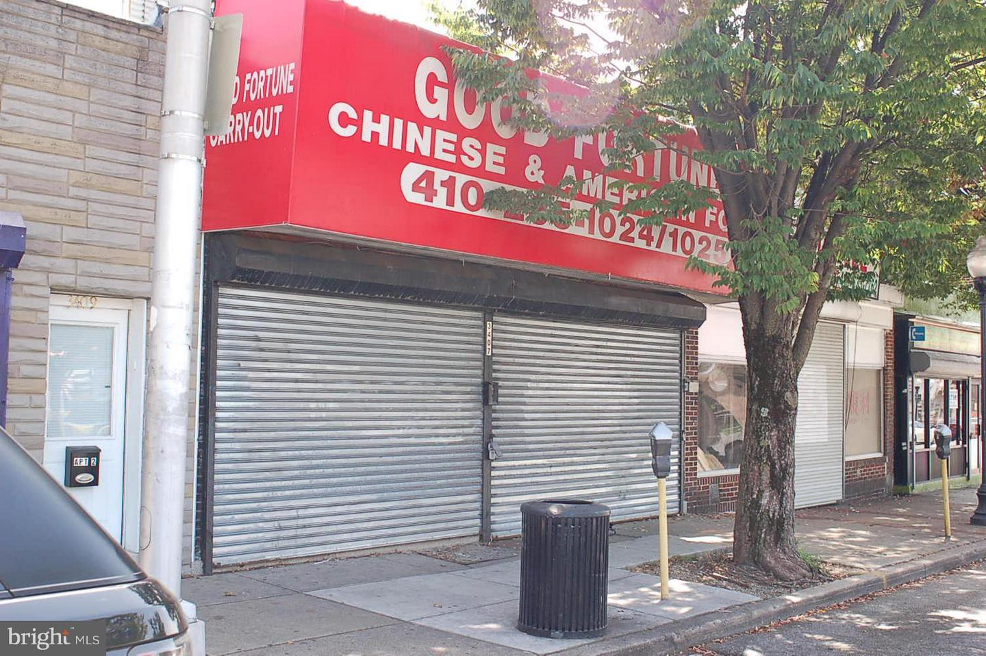 Commercial for Sale at 3407 Greenmount Ave Baltimore, Maryland 21218 United States