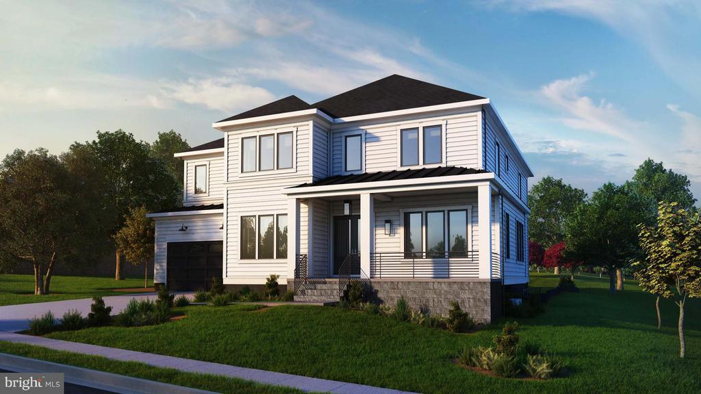 Exterior (Front) - 3430 RANDOLPH ST N, ARLINGTON