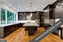 Kitchen - 3430 RANDOLPH ST N, ARLINGTON