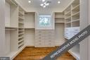 Bedroom (Master) - 3430 RANDOLPH ST N, ARLINGTON
