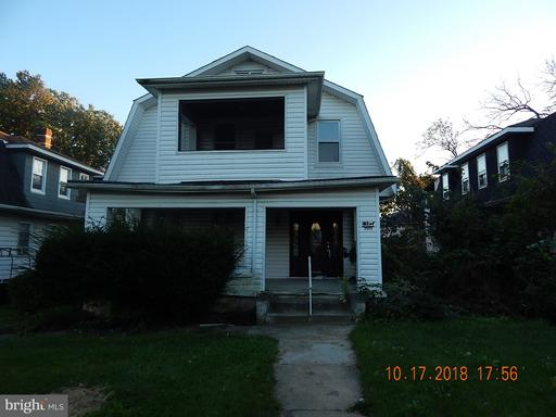 Property for sale at 3505 W Forest Park Ave W, Baltimore,  MD 21216